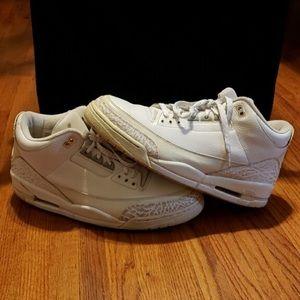 Jordan 3 pure money size 13